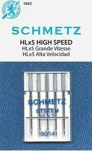 Schmetz High Speed Machine Needles