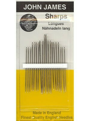 John James Sharp Needles