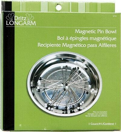 Dritz Magnetic Pin Bowl