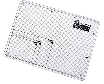CutterPillar Glass Mat