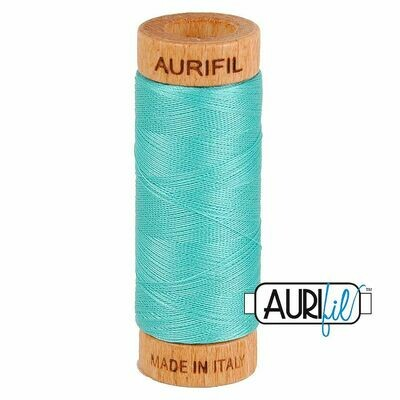Col. #1148 Light Jade - Aurifil 80 Weight