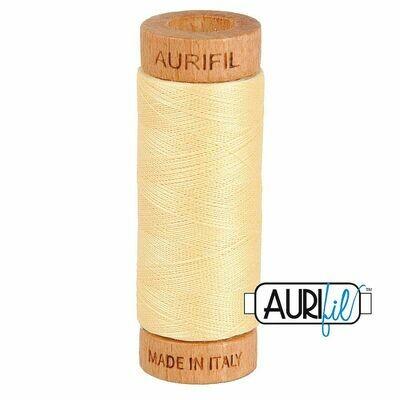 Col. #2105 Champagne - Aurifil 80 Weight