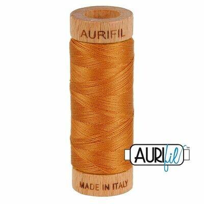 Col. #2155 Cinnamon - Aurifil 80 Weight