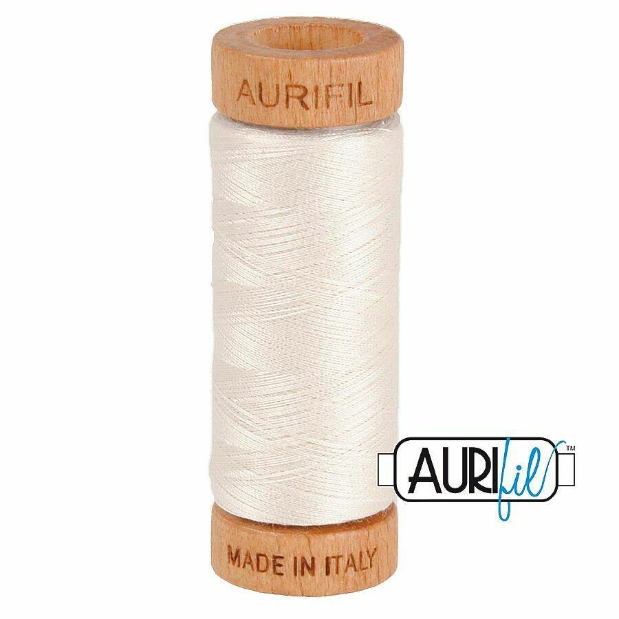 Col. #2311 Muslin - Aurifil 80 Weight