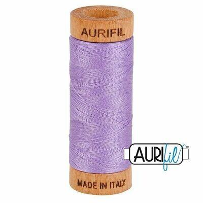 Col. #2520 Violet - Aurifil 80 Weight