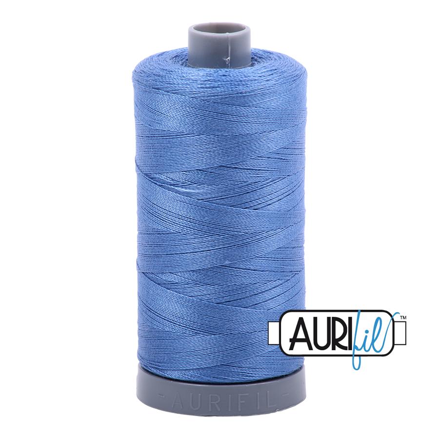Col. #1128 Light Blue Violet - Aurifil 28 Weight