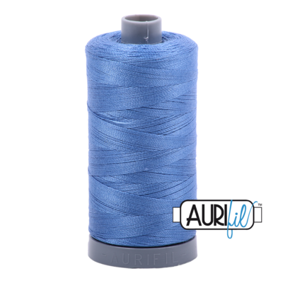 Col. #1128 Light Blue Violet - Aurifil 28 Weight