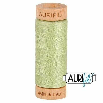 Col. #2886 Light Avocado - Aurifil 80 Weight