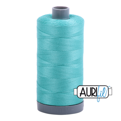 Col. #1148 Light Jade - Aurifil 28 Weight