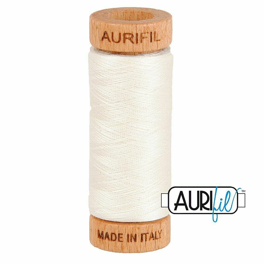 Col. #6722 Sea Biscuit - Aurifil 80 Weight