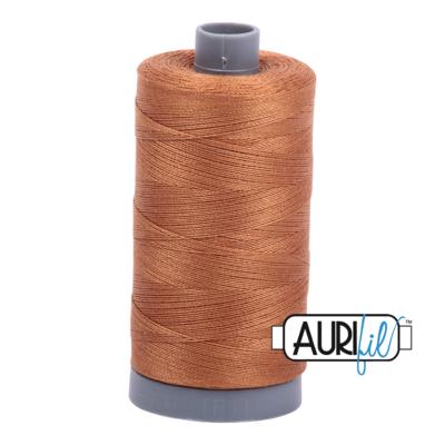 Col. #2335 Light Cinnamon - Aurifil 28 Weight