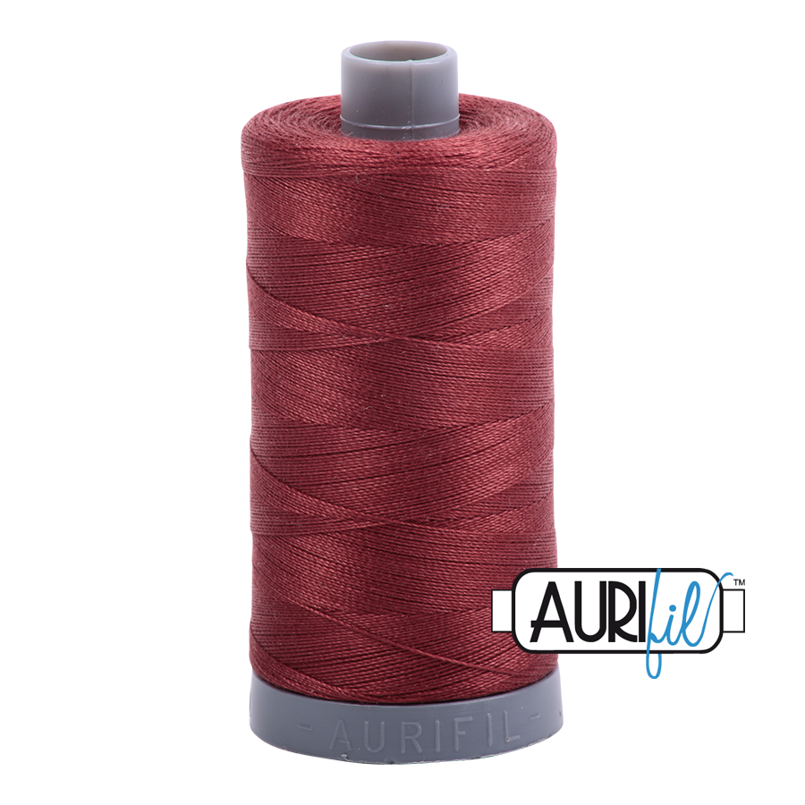 Col. #2345 Raisin - Aurifil 28 Weight