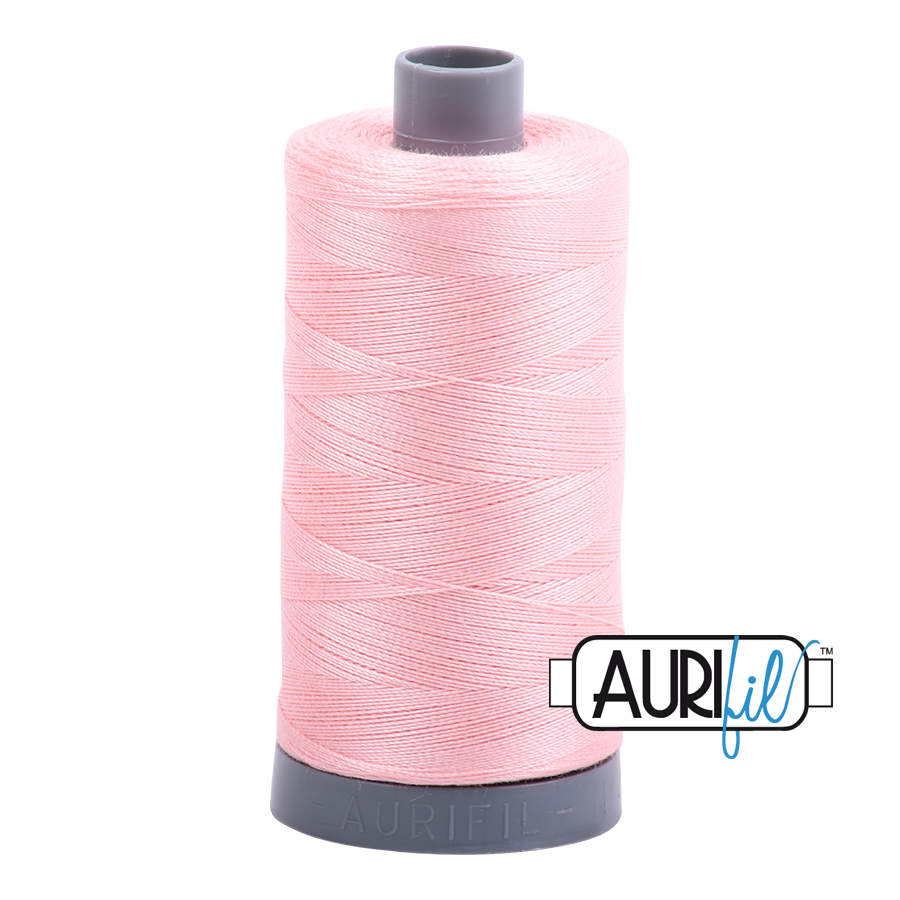 Col. #2415 Blush - Aurifil 28 Weight