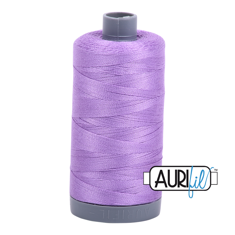 Col. #2520 Orchid - Aurifil 28 Weight