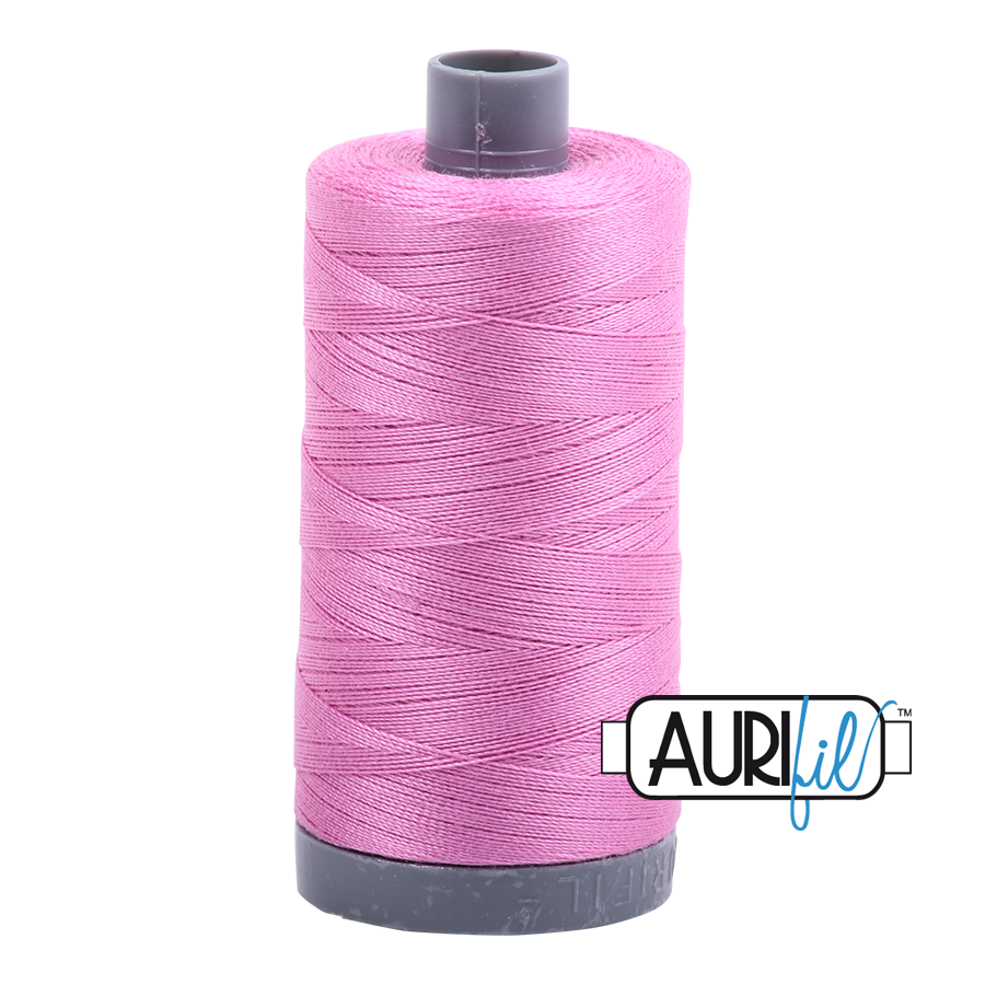 Col. #2479 Medium Orchid - Aurifil 28 Weight