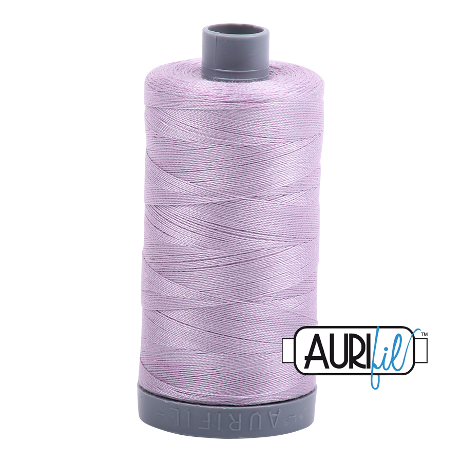 Col. #2562 Lilac - Aurifil 28 Weight