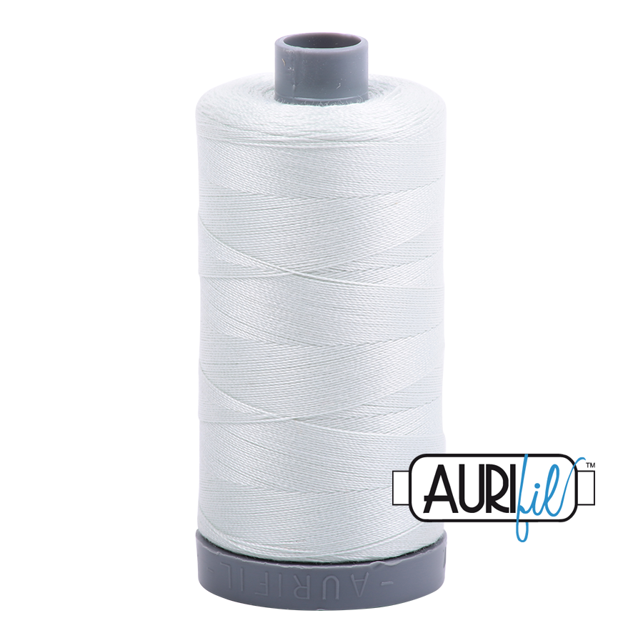 Col. #2800 Mint Ice - Aurifil 28 Weight