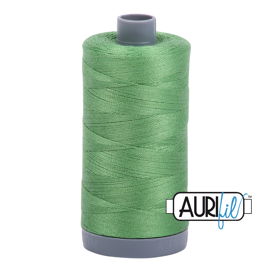 Col. #2884 Green Yellow - Aurifil 28 Weight