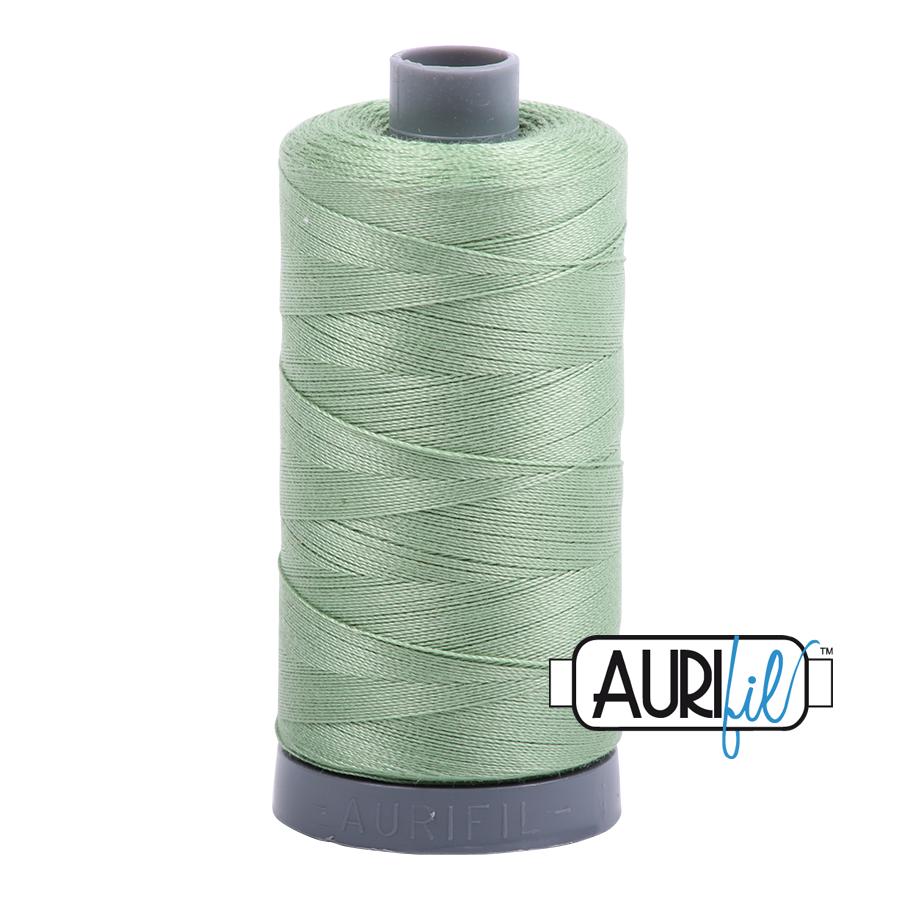 Col. #2840 Loden Green - Aurifil 28 Weight