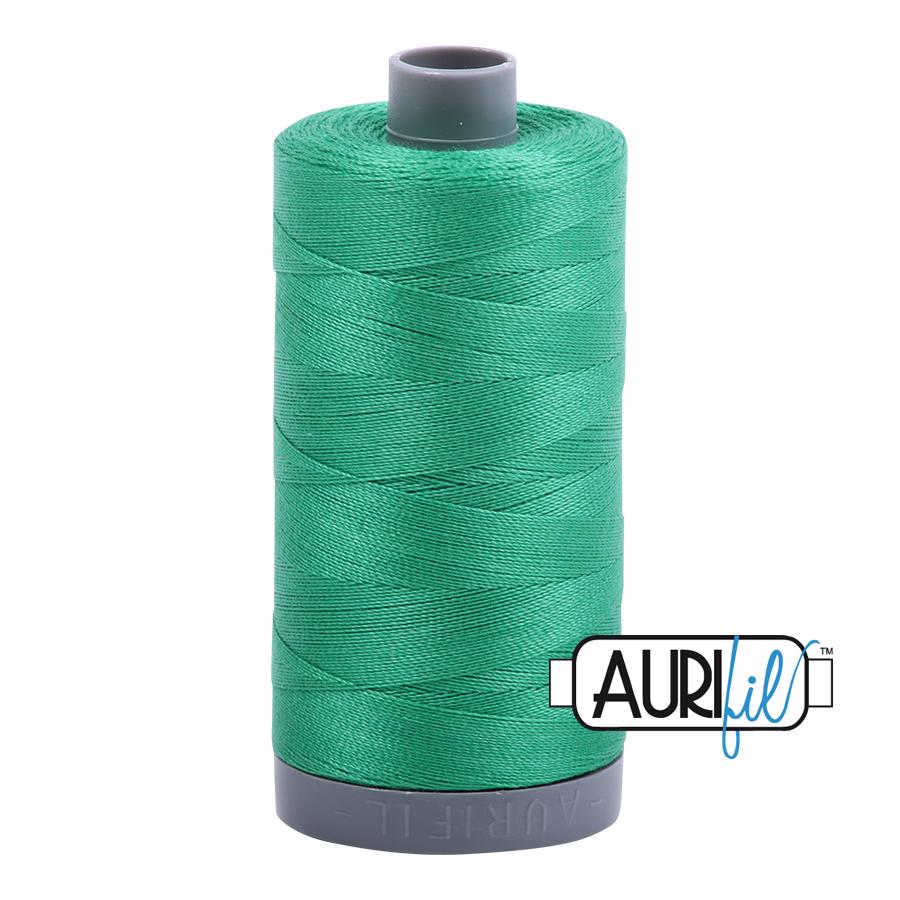 Col. #2865 Emerald - Aurifil 28 Weight