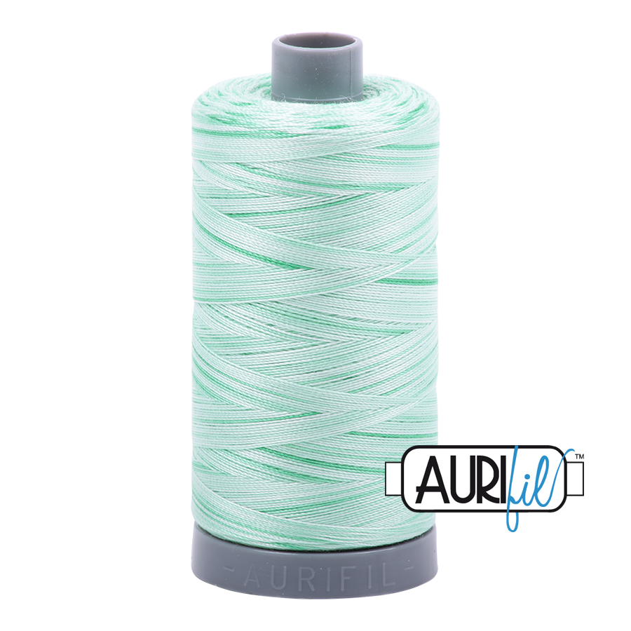 Col. #4661 Mint Julep - Aurifil 28 Weight