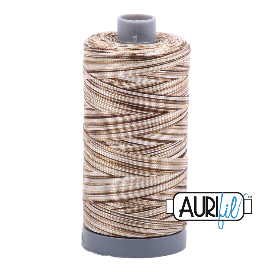 Col. #4667 Nutty Nouget - Aurifil 28 Weight