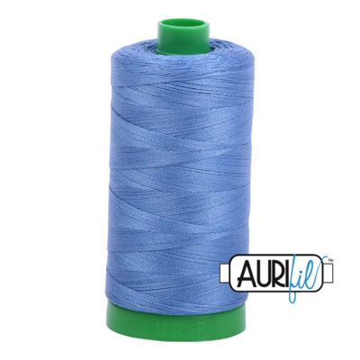Col. #1128 Light Blue Violet - Aurifil 40 Weight