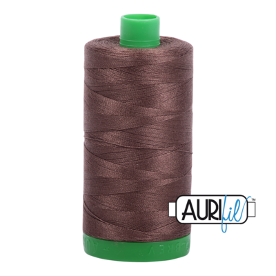 Col. #1140 Bark - Aurifil 40 Weight