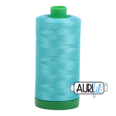 Col. #1148 Light Jade - Aurifil 40 Weight