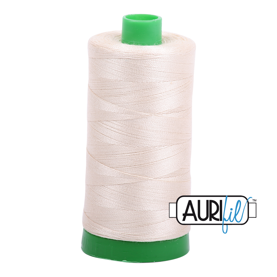 Col. #2310 Light Beige - Aurifil 40 Weight