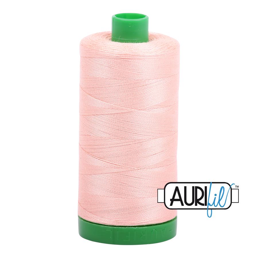 Col. #2420 Light Blush - Aurifil 40 Weight