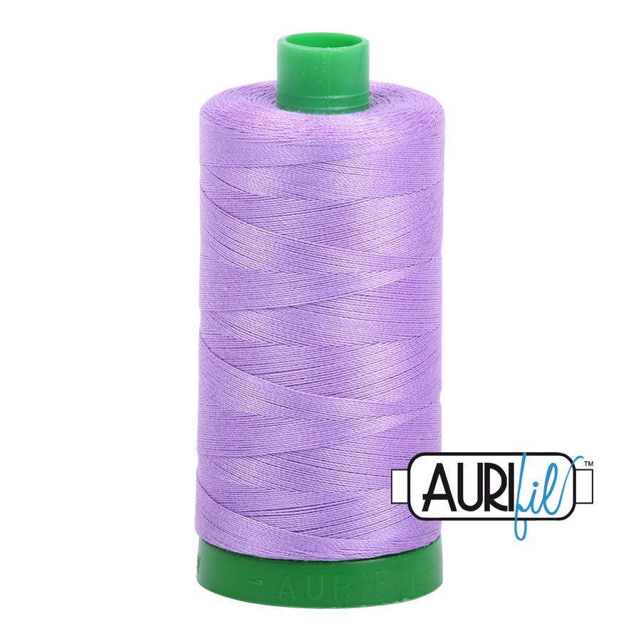 Col. #2520 Violet - Aurifil 40 Weight