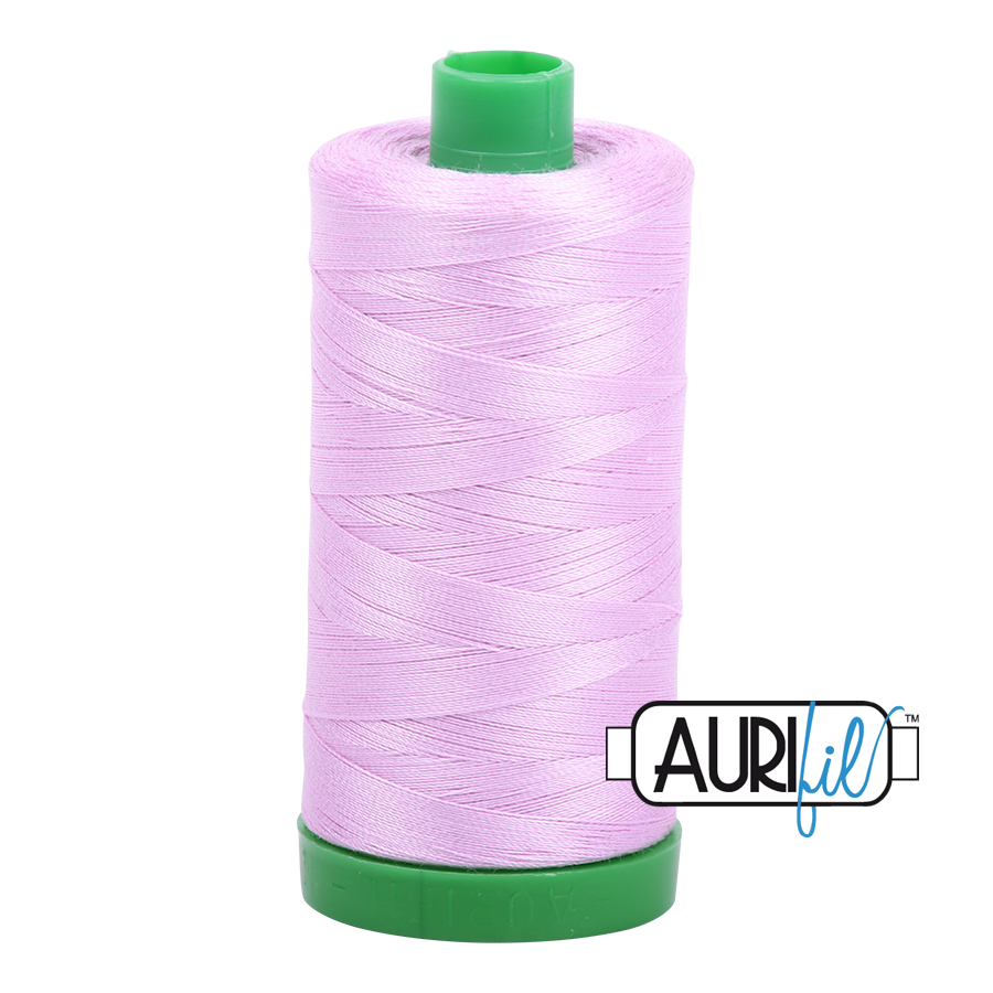 Col. #2515 Light Orchid - Aurifil 40 Weight