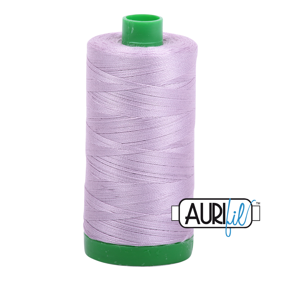 Col. #2562 Lilac - Aurifil 40 Weight