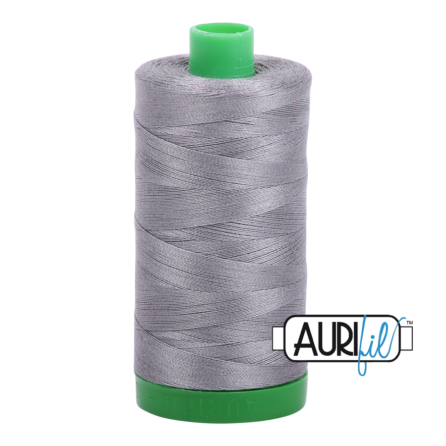 Col. #2625 Arctic Ice - Aurifil 40 Weight