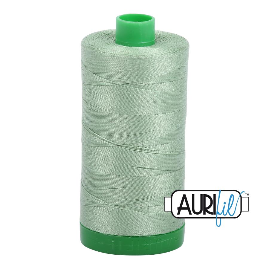 Col. #2840 Loden Green - Aurifil 40 Weight