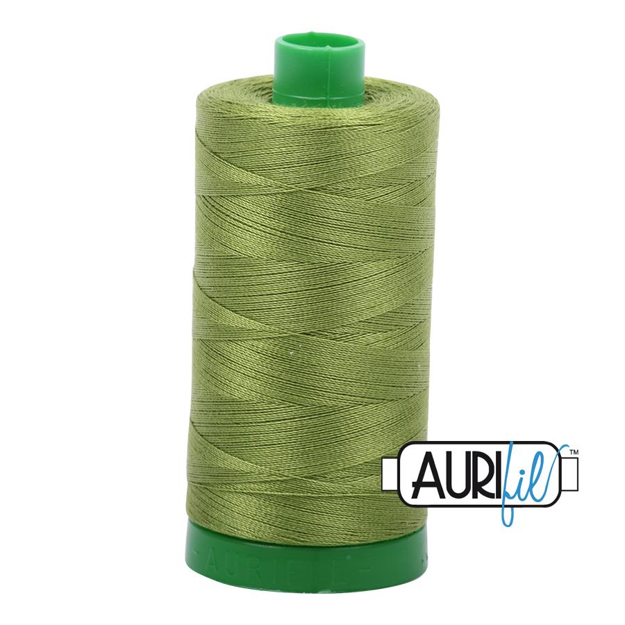 Col. #2888 Fern Green - Aurifil 40 Weight