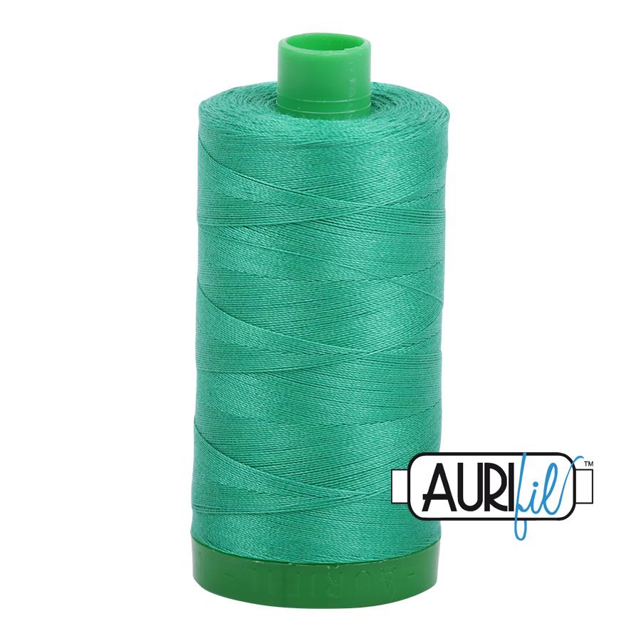 Col. #2865 Emerald - Aurifil 40 Weight