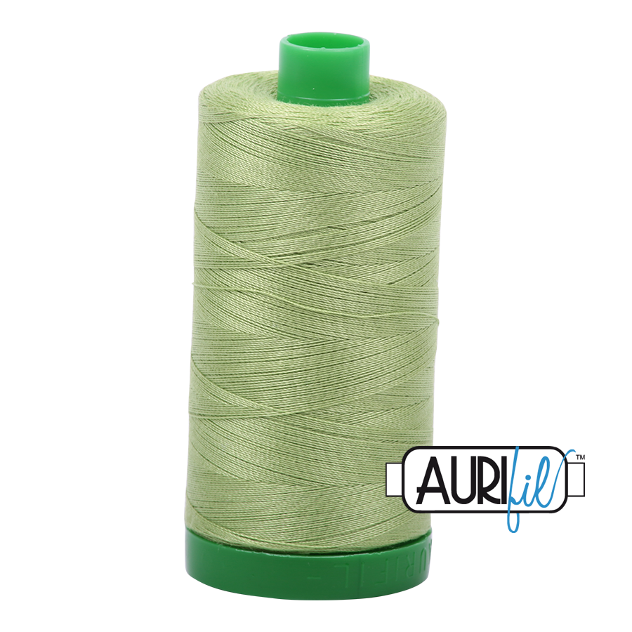 Col. #2882 Light Fern - Aurifil 40 Weight