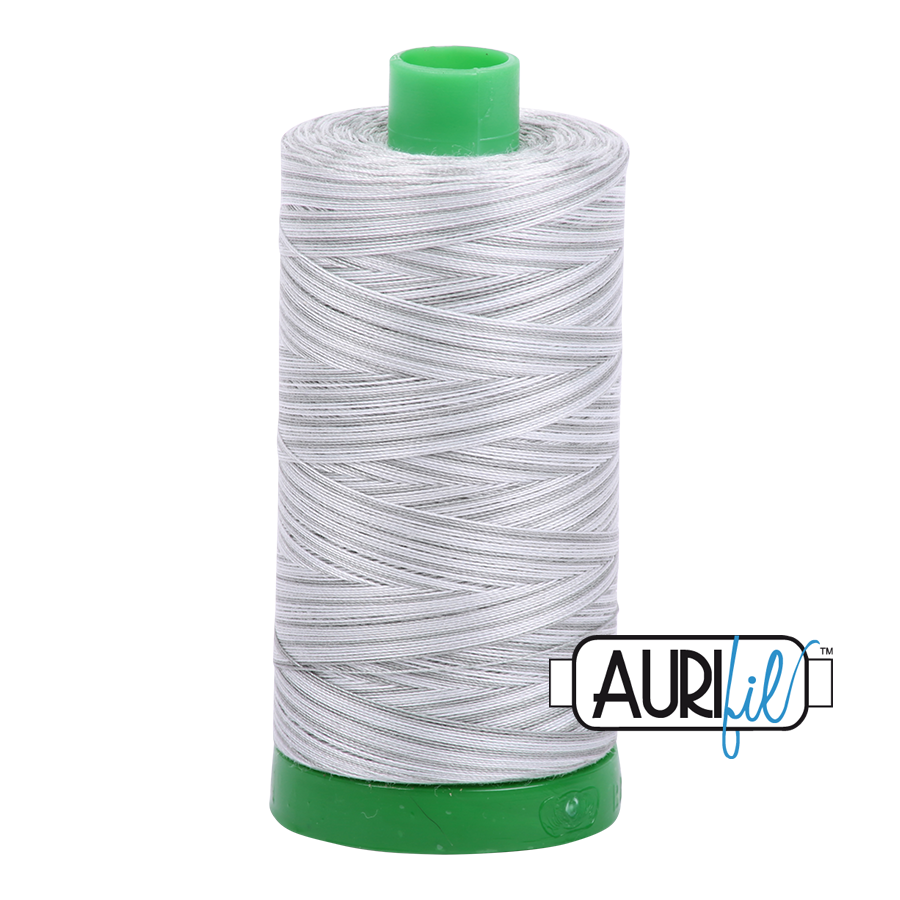 Col. #4060 Silver Moon - Aurifil 40 Weight