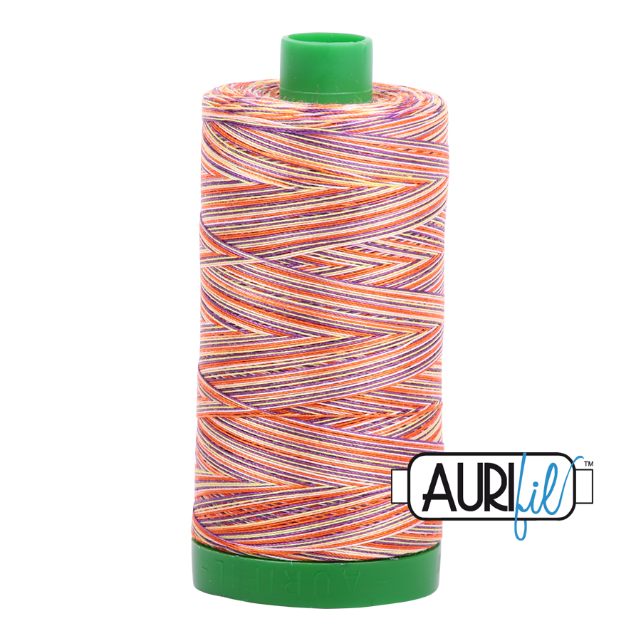 Col. #4648 Desert Dawn - Aurifil 40 Weight