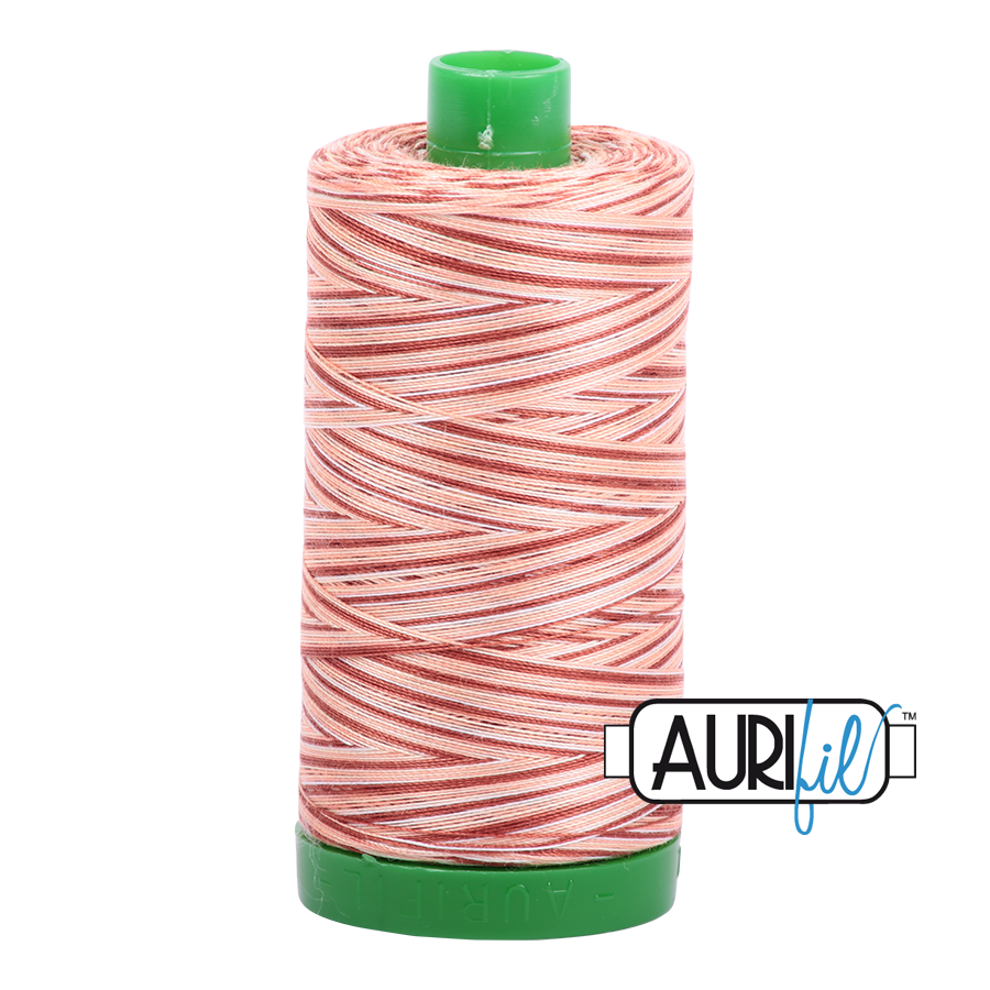 Col. #4656 Cinnamon Sugar - Aurifil 40 Weight
