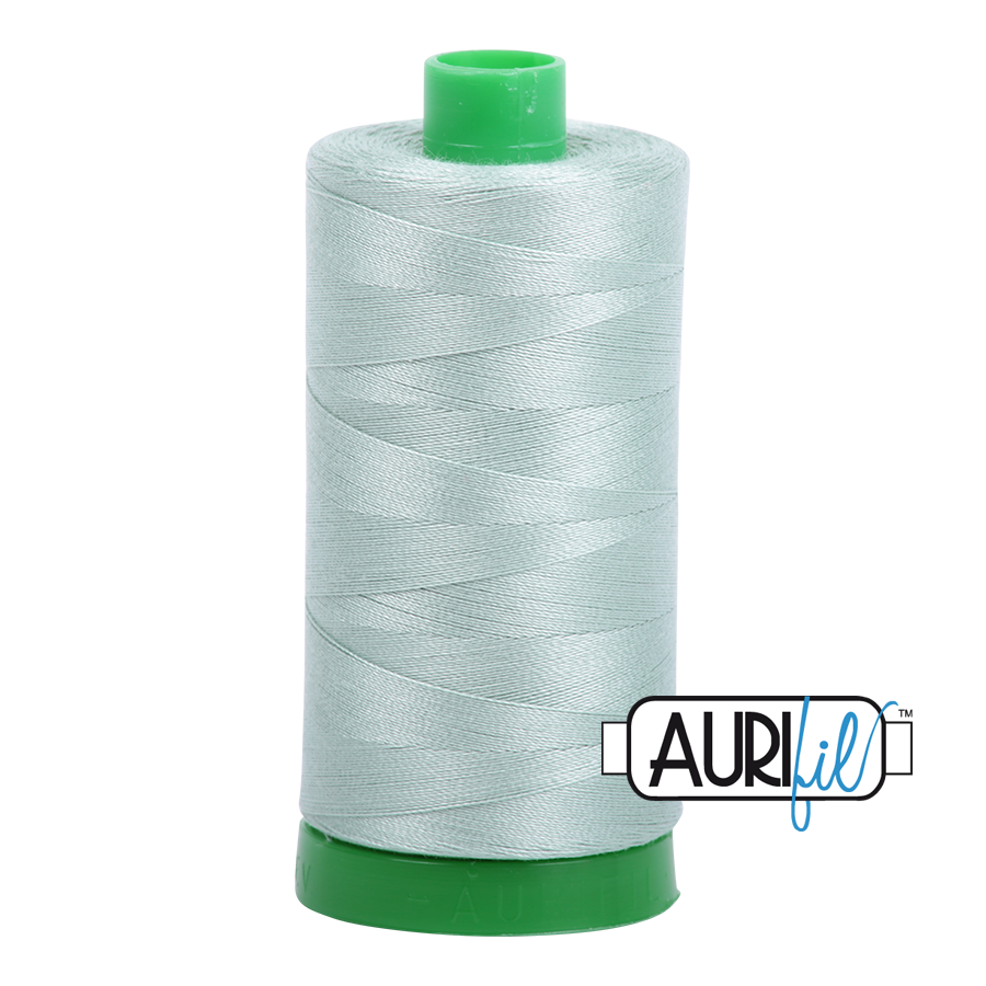 Col. #5014 Marine Water - Aurifil 40 Weight