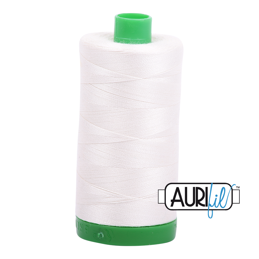 Col. #6722 Sea Biscuit - Aurifil 40 Weight