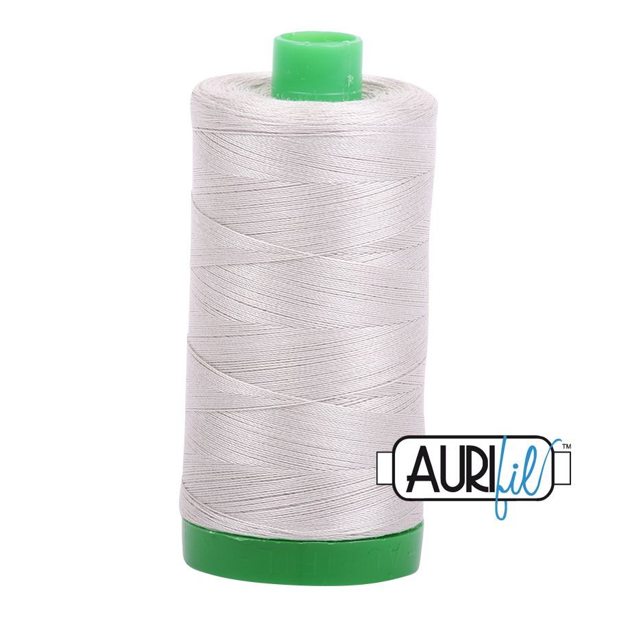 Col. #6724 Moonshine - Aurifil 40 Weight