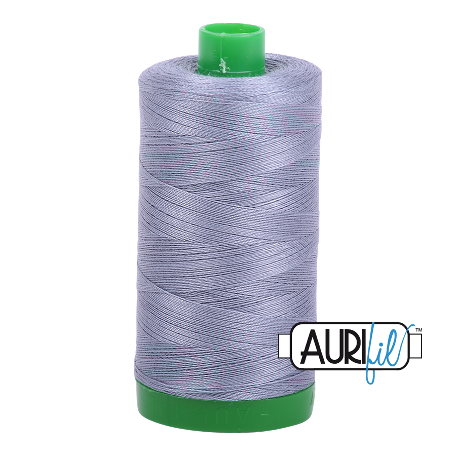 Col. #6734 Swallow - Aurifil 40 Weight