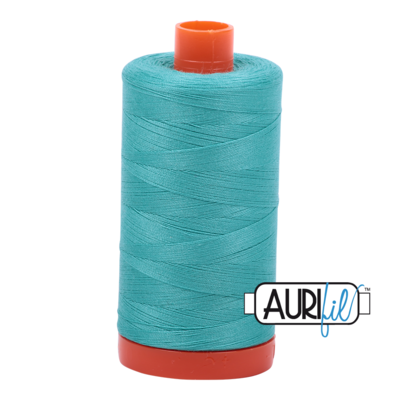 Col. #1148 Light Jade - Aurifil 50 Weight