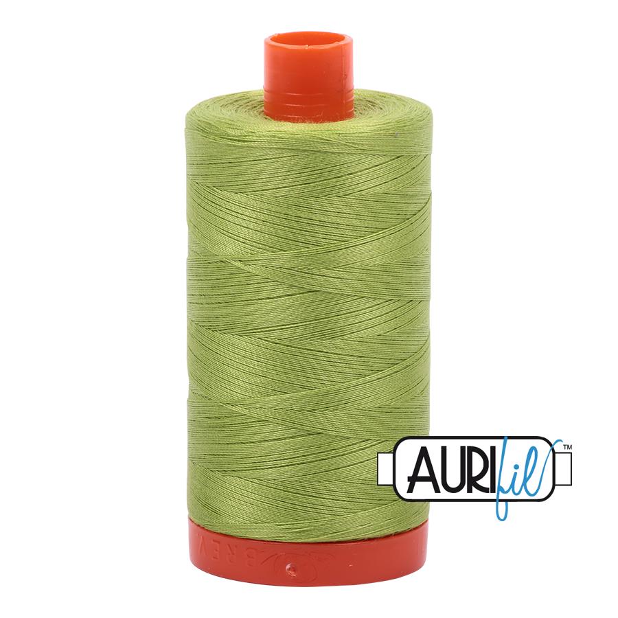 Col. #1231 Spring Green - Aurifil 50 Weight