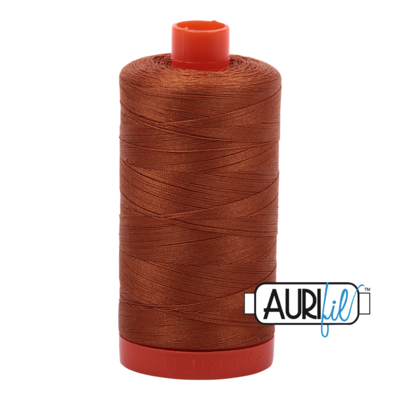 Col. #2155 Cinnamon - Aurifil 50 Weight