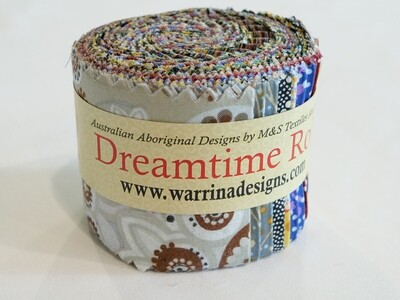 M&S Textiles Dreamtime Roll